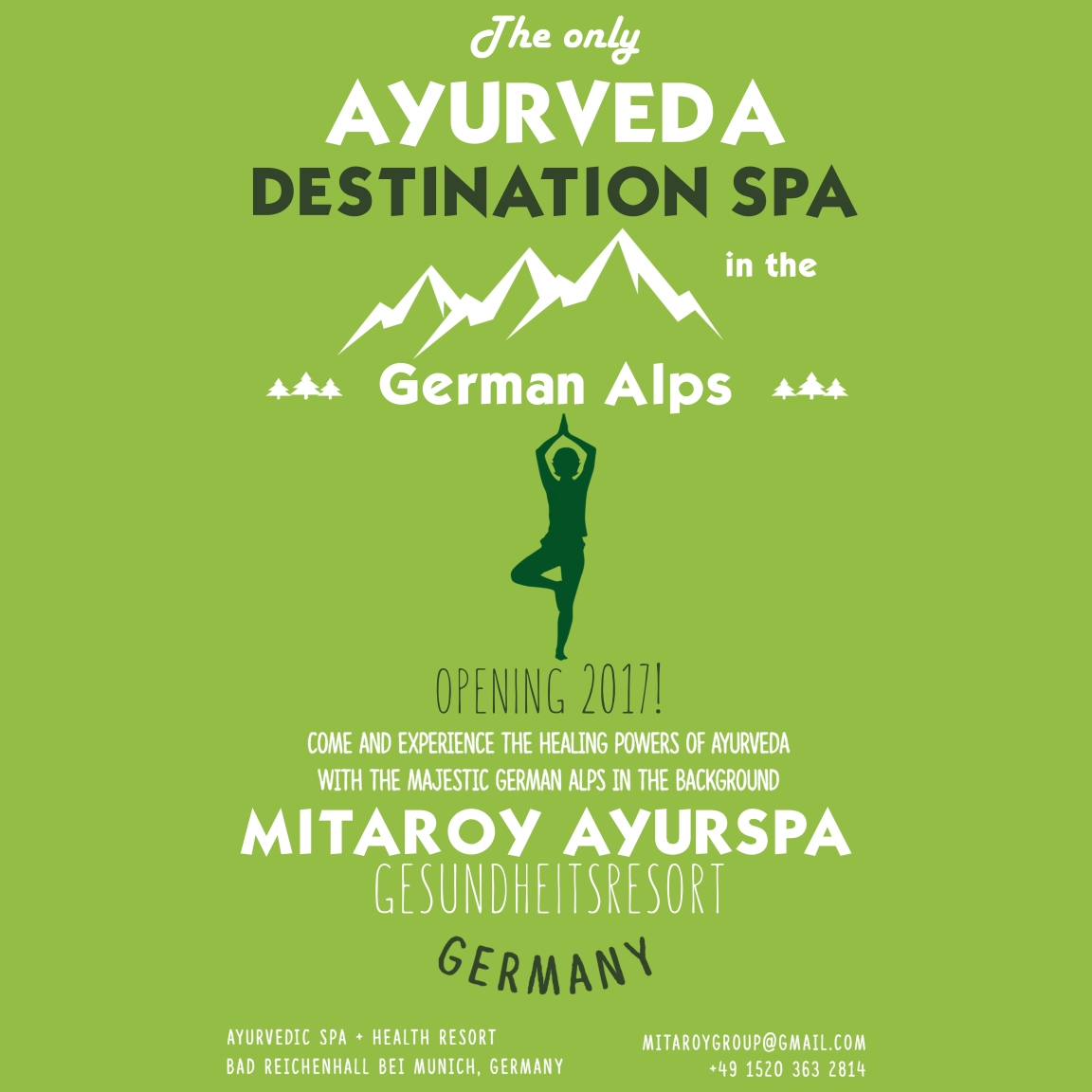 AYURVEDA 210mm x 210mm FULL HD
